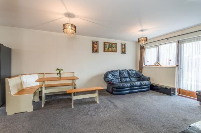 Reception Room of Hawkins Avenue, Gravesend, Kent, England DA12