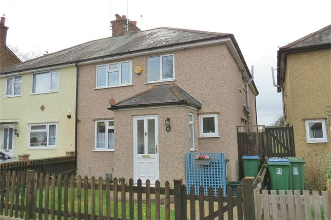 Thumbnail Semi-detached house for sale in Sydney Road, Watford, Hertfordshire