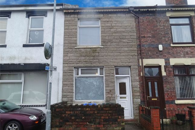 Thumbnail Terraced house for sale in Woodgate Street, Stoke-On-Trent, Staffordshire