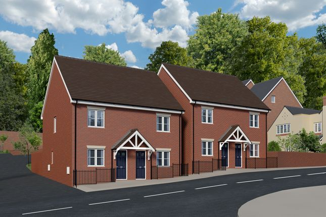 Thumbnail Semi-detached house for sale in Yew Tree Gardens, Kidderminster