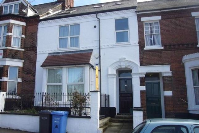 Thumbnail Terraced house for sale in Stracey Road, Norwich, Norfolk
