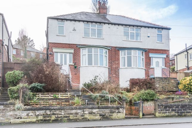 Thumbnail Semi-detached house for sale in Greystones Drive, Sheffield