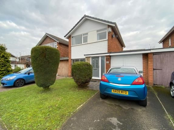 3 bed link-detached house for sale in Overpool Road, Great Sutton, Ellesmere Port, Cheshire CH66