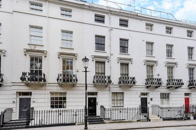 6 bed terraced house for sale in Ossington Street W2,