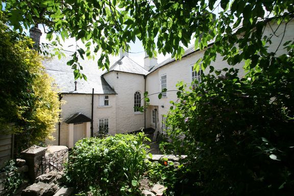 Thumbnail Detached house for sale in Castle Street, Bampton, Tiverton
