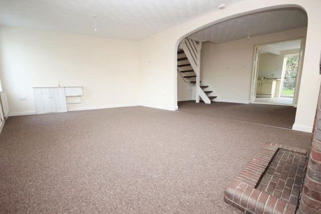 Thumbnail Terraced house for sale in Witton Green, Reedham, Norfolk