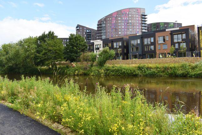 Thumbnail End terrace house for sale in Solar Avenue, Leeds