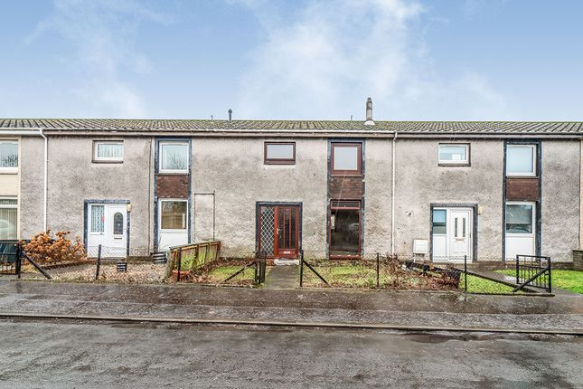 Thumbnail Terraced house for sale in Langside Gardens, Polbeth, West Calder, West Lothian