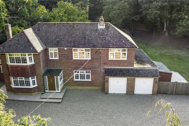 Thumbnail Detached house for sale in Ash Road, Hartley, Longfield