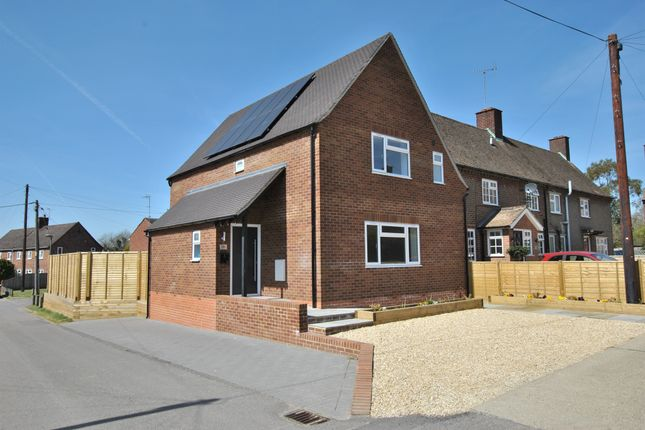 3 bed end terrace house for sale in Priest Close, Nettlebed, Henley-On-Thames RG9