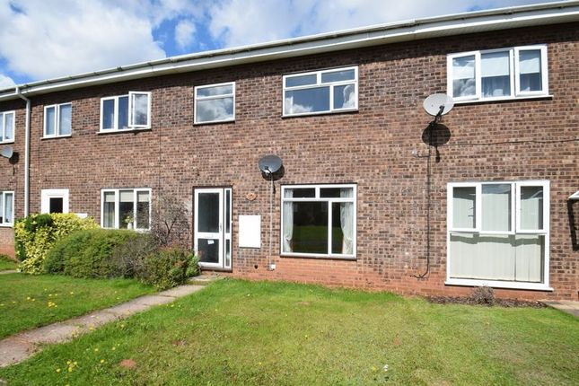 Thumbnail Terraced house to rent in Buckfast Close, Bromsgrove