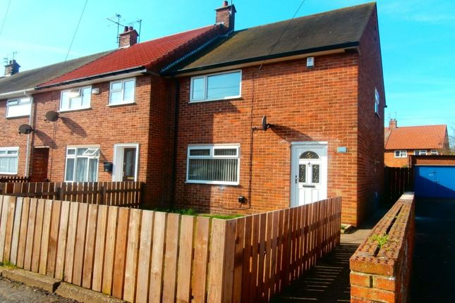 Thumbnail Terraced house to rent in Longford Grove, Hull