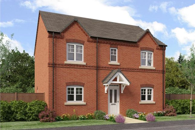 "Thumbnail Detached house for sale in ""Buchan"" at Radbourne Lane, Derby"
