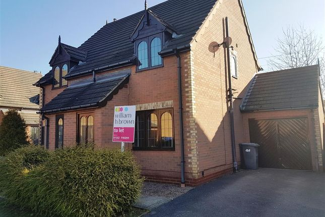 2 bed property to rent in Idle Court, Bawtry, Doncaster DN10