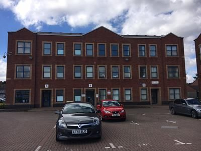 Thumbnail Office for sale in Unit 9 Webb Ellis Office Park, Woodside Park, Rugby