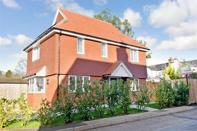 Thumbnail Detached house for sale in Woodview, Arundel, West Sussex