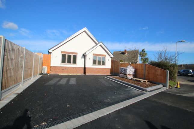 Thumbnail Detached bungalow for sale in Heycroft Road, Hockley