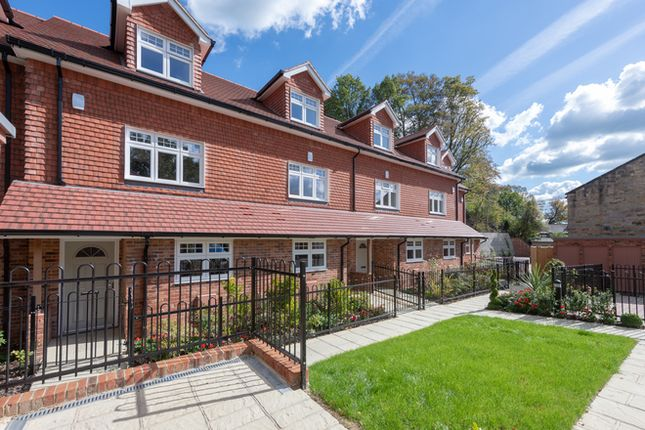Thumbnail End terrace house for sale in Mayfield Place, Mayfield, East Sussex