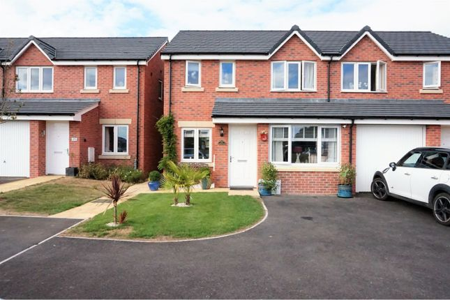 Thumbnail Semi-detached house for sale in Reeves Close, Taunton