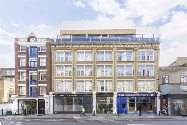 2 bed flat to rent in Curtain Road, London EC2A