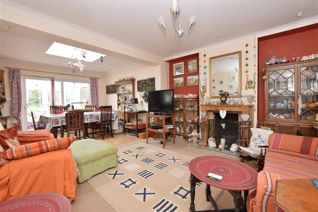 Thumbnail Semi-detached house for sale in Nutley Crescent, Goring-By-Sea, Worthing, West Sussex