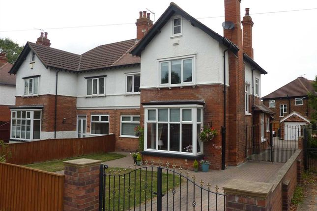 Thumbnail Semi-detached house for sale in Augusta Street, Grimsby