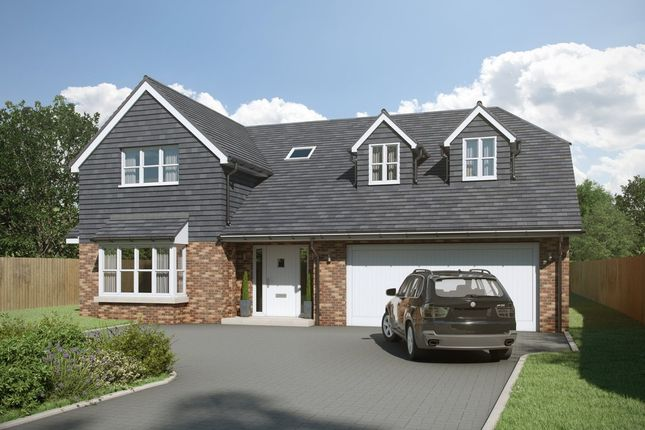 Thumbnail Detached house for sale in Pylands Lane, Bursledon, Southampton