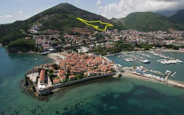 Thumbnail Land for sale in Urbanized Plot Size Of 22 258 m2 In Budva, Babin Do Budva, Montenegro