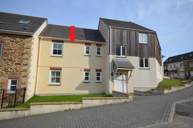 Thumbnail Flat for sale in The Cove, Porthtowan, Truro