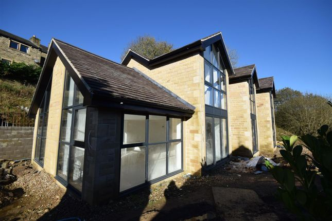 Thumbnail Detached house for sale in Plot 3, 63 Shibden Head Lane, Queensbury