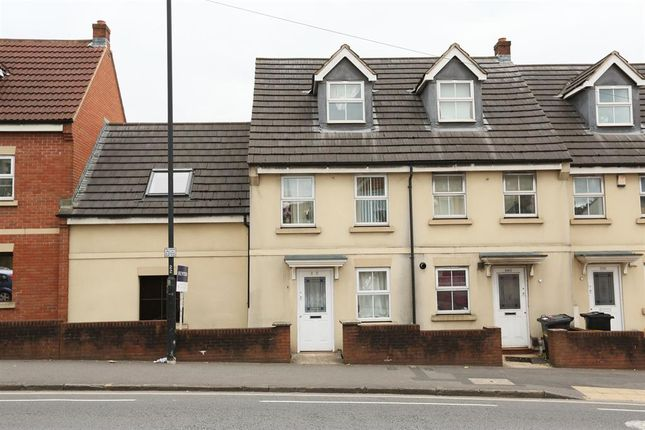 Thumbnail Terraced house for sale in Whitehall Road, Whitehall, Bristol
