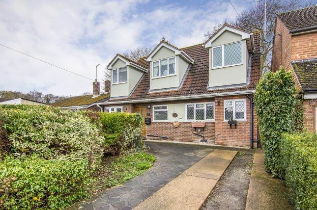 Thumbnail Detached house for sale in Hutton, Brentwood, Essex
