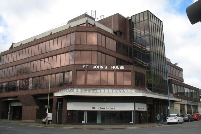St Johns House, Dudley DY2