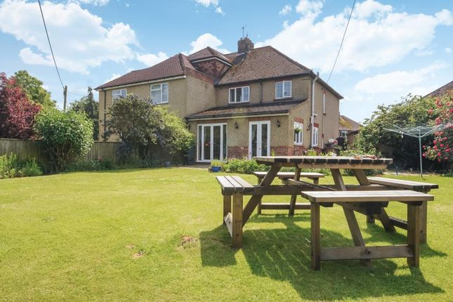 Thumbnail Semi-detached house to rent in Milton, Oxfordshire