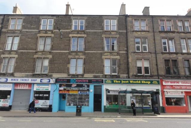 Thumbnail Flat to rent in Portobello High Street, Edinburgh