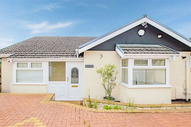 Thumbnail Detached bungalow for sale in Aneurin Crescent, Merthyr Tydfil, Mid Glamorgan