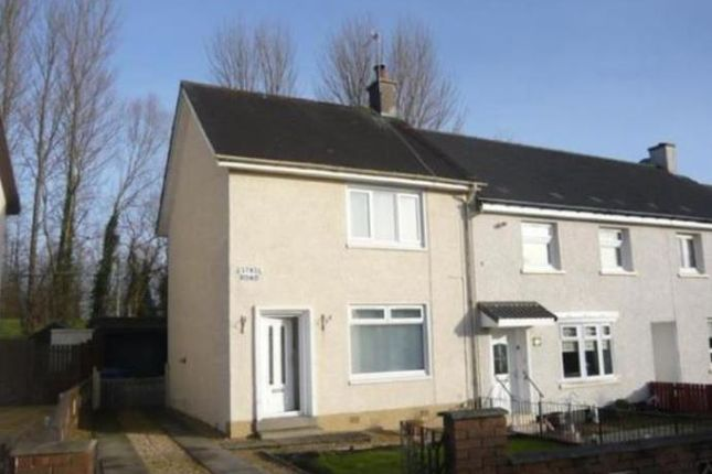 Thumbnail Detached house to rent in Estate Road, Carmyle, Glasgow