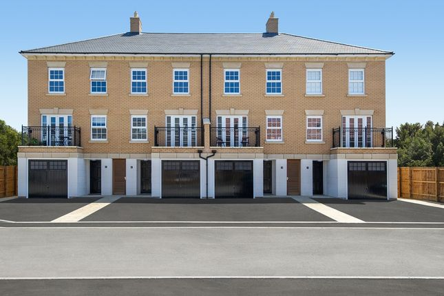 Thumbnail Terraced house for sale in Priory Mews, Tickford Street, Newport Pagnell, Milton Keynes