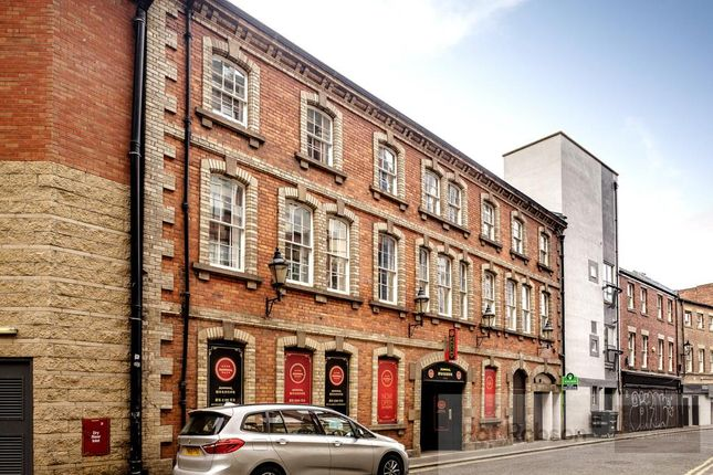 Thumbnail Block of flats for sale in Low Friar Street, Newcastle Upon Tyne