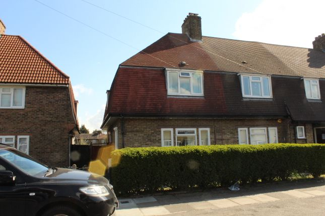 2 bed end terrace house for sale in Brookehowse Road, London SE6