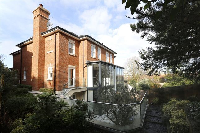 Thumbnail Semi-detached house for sale in Marryat Place, London