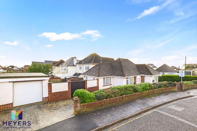 Thumbnail Bungalow for sale in Cellars Farm Road, Bournemouth