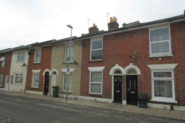 Thumbnail Terraced house to rent in Cuthbert Road, Portsmouth, Hampshire