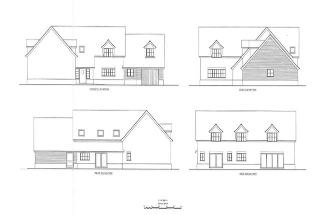 Land for sale in Hillcrest Approach, Bramford, Ipswich