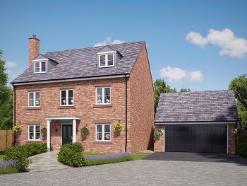 Thumbnail Detached house for sale in Church Street, Davenham, Northwich