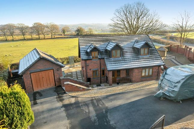 Thumbnail Detached house for sale in Llanyre, Llandrindod Wells
