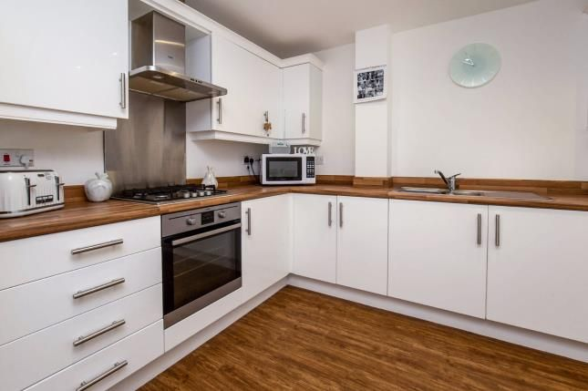 Kitchen of West Wood Drive, Middlesbrough TS6
