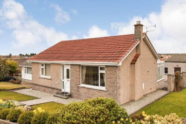 Thumbnail Bungalow for sale in Rodney Drive, Girvan, South Ayrshire, Scotland