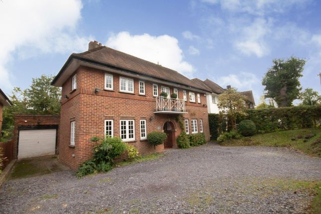 Thumbnail 4 bed property for sale in Cuckoo Hill, Pinner