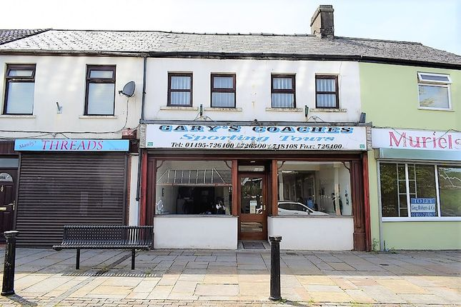 Thumbnail Terraced house for sale in Commercial Street, Tredegar